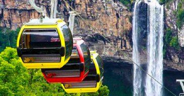 Tour Gramado e Canela (Privativo)